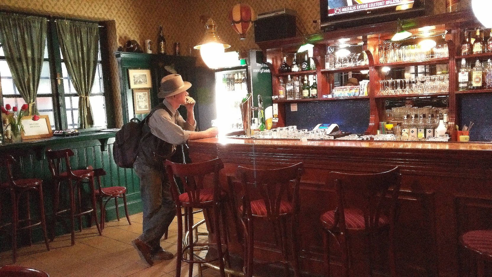 Old Pub - Pomáz - Kocsmaturista