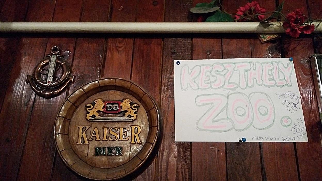 A Matroz a Keszthely lenne Zoo?