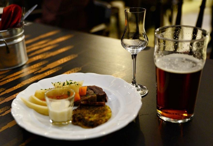 Tafelspitz, Hekkelberg sör és Rakija a MALTeRben - Kocsmaturista