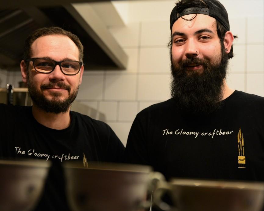 Kocsmaturista - A MALTeR szakácsai, Haibach András és Bartus Dávid