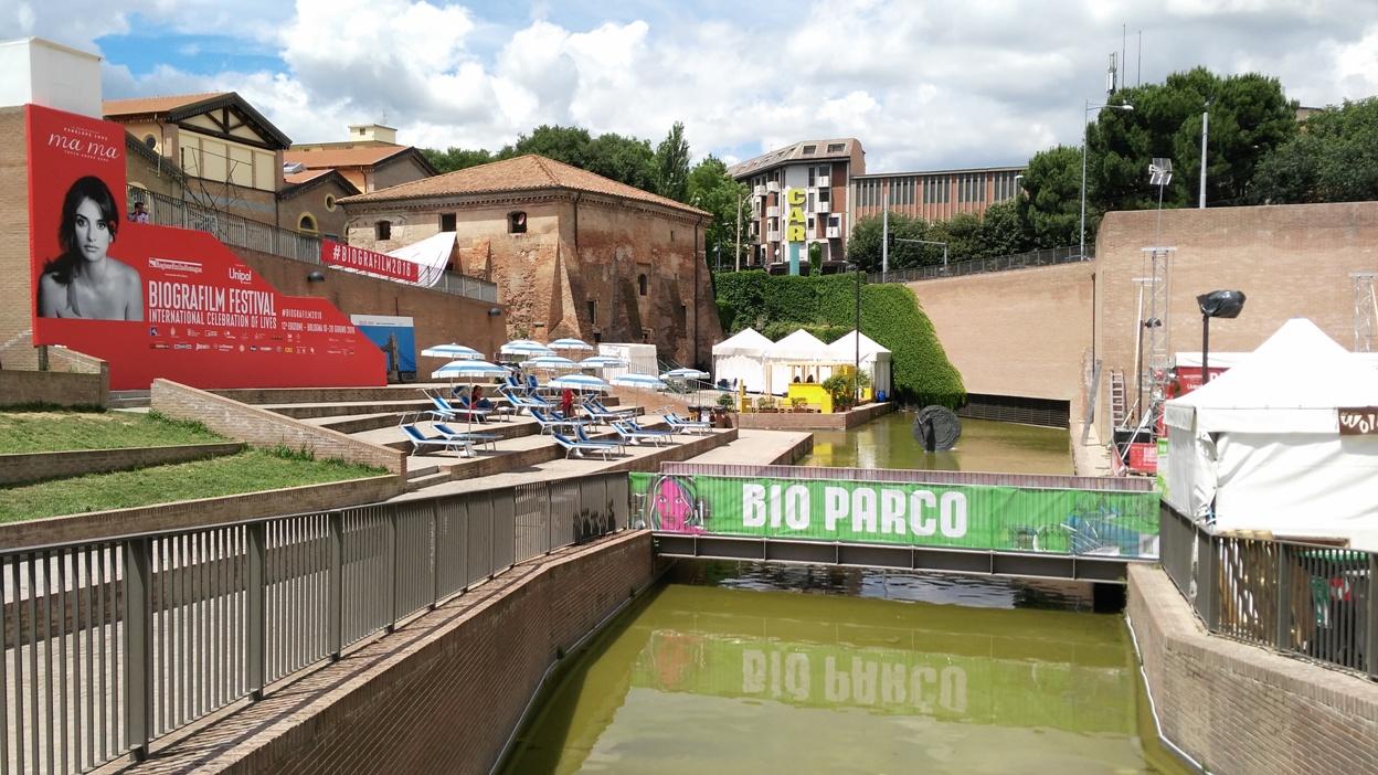 Parco del Cavaticcio, Bologna - Kocsmaturista