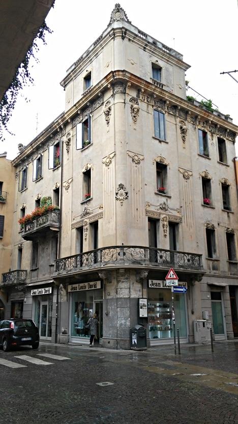 Padova szép épületeinek egyike - Kocsmaturista