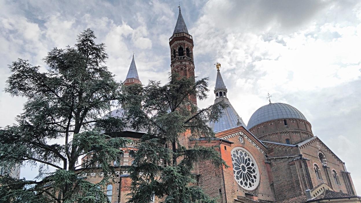 BAsilica di Sant'Antonio, Padova - Kocsmaturista