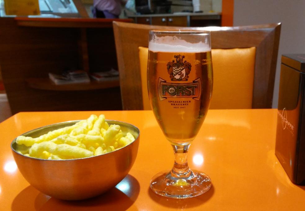 Forst sör Padovában - Kocsmaturista