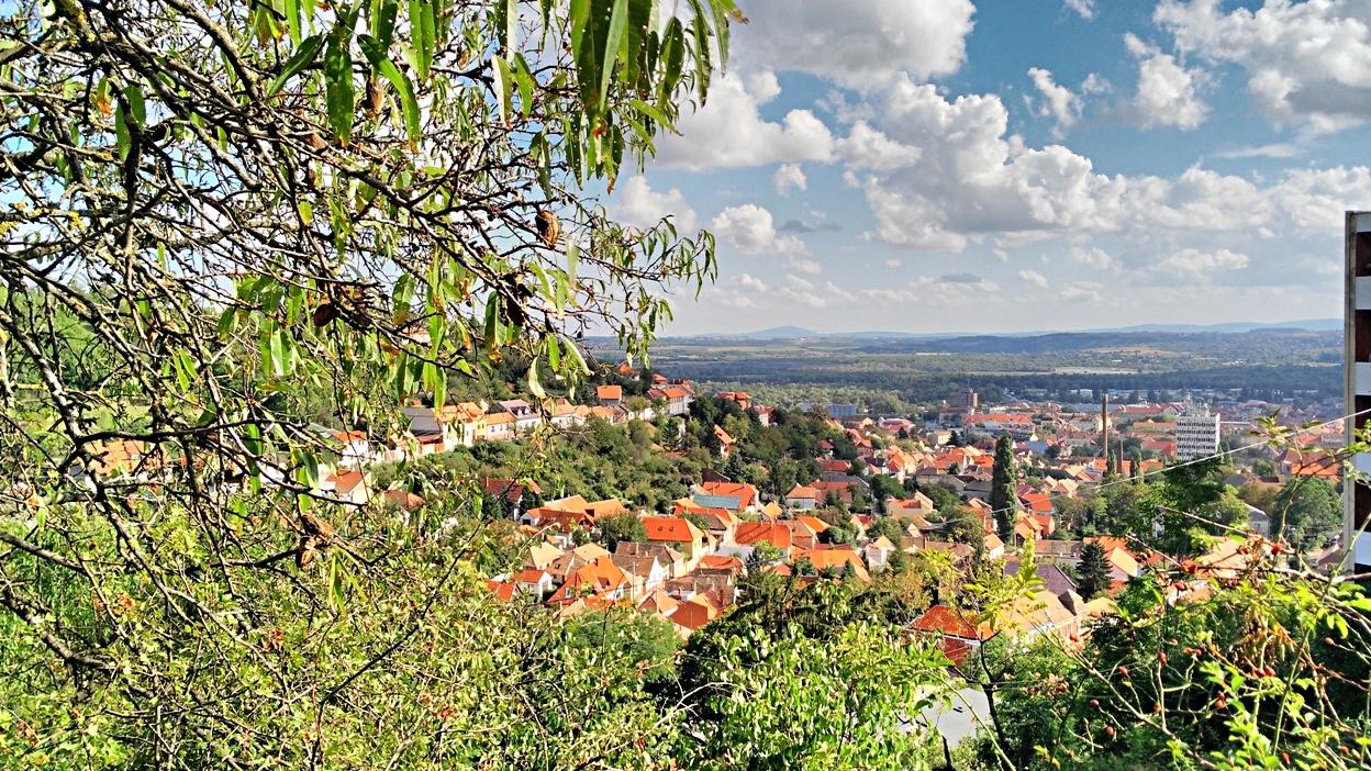 Tettyei kilátás Pécsen - Kocsmaturista