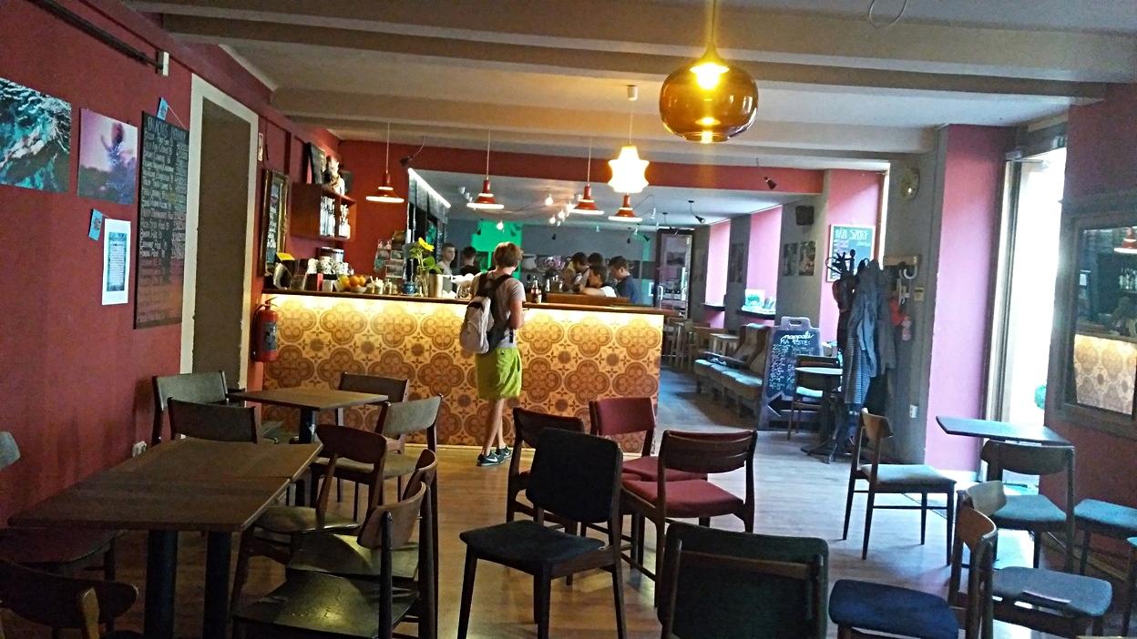 A Nappali összhatása Pécsen - Kocsmaturista