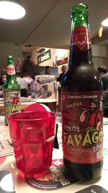 A Papripás Favágó a Beer Company-ben - Kocsmaturista