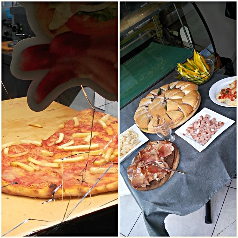 Ízelítő Bologna street food világából