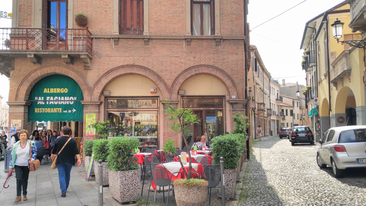 Bar Faggin, Padova - Kocsmaturista