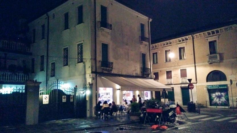 A Caffetteria Roma Padovában - Kocsmaturista