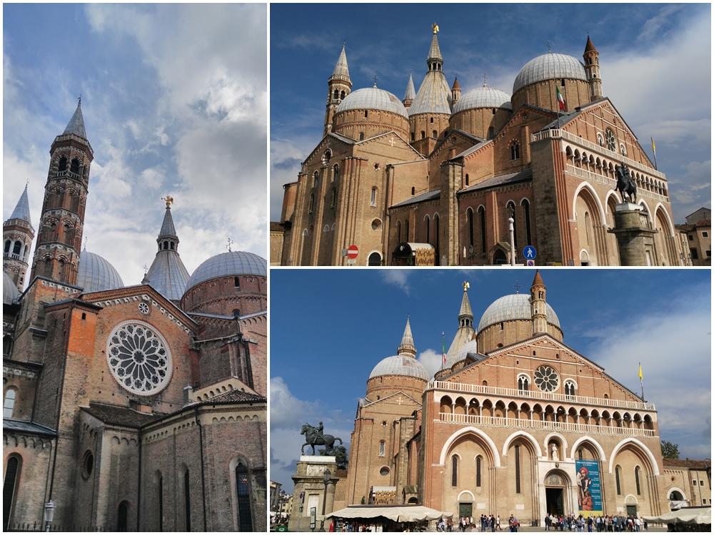 A Szent Antal-bazilika Padovaban - Kocsmaturista