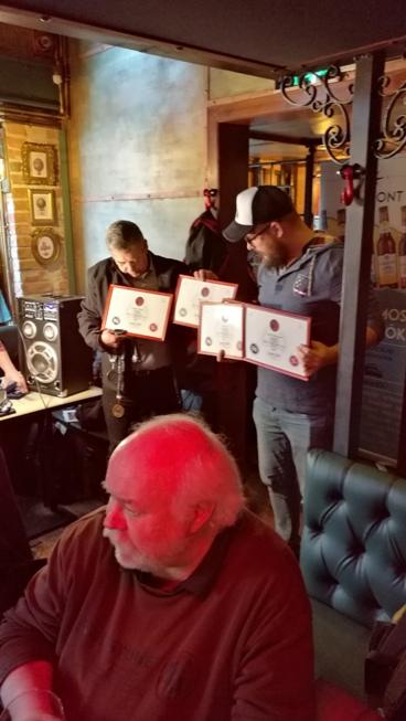 Kocsmaturista - Dublin Craft Beer Cup díjátadó a Krak'n Town-ban, Mad Scientist Szilágyi Tamás