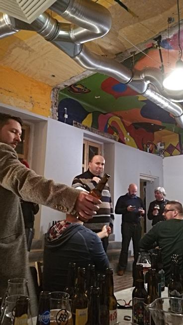 Sörkóstoló a berlini bemutatkozó előtt az Élesztőben - Kocsmaturista