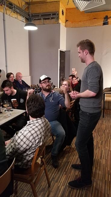 Sörkóstoltatás az Élesztőben, mielőtt a sörök Berlinben is bemutatkoznak - Kocsmaturista