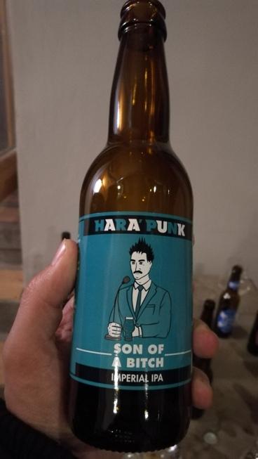 Hara'Punk, Son of a Bitch sör - Kocsmaturista