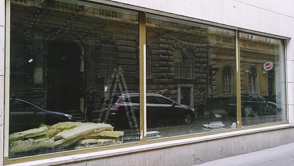 Az egykori 3| és Kirakat a Kazinczy utcában Budapesten - Kocsmaturista