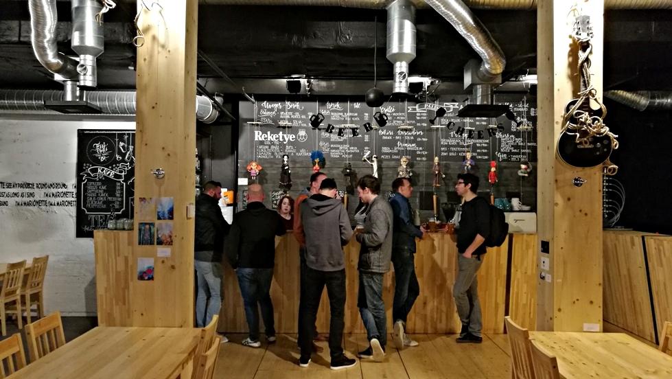 A Marionette Craft Beer House Budapsten - Kocsmaturista