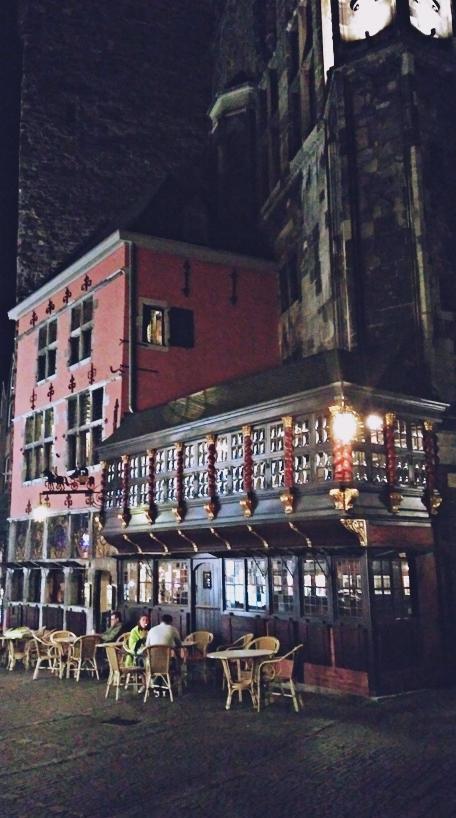 700 éves Bierstube Aachenben - Kocsmaturista