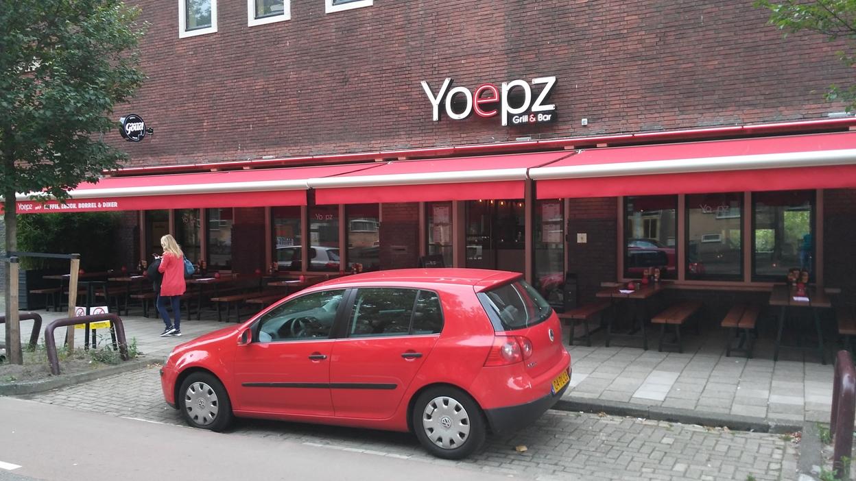 Yoepz Amszterdamban - Kocsmaturista