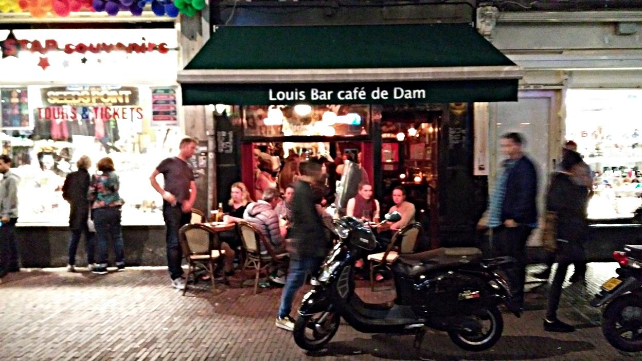 Café de Dam - Louis bar