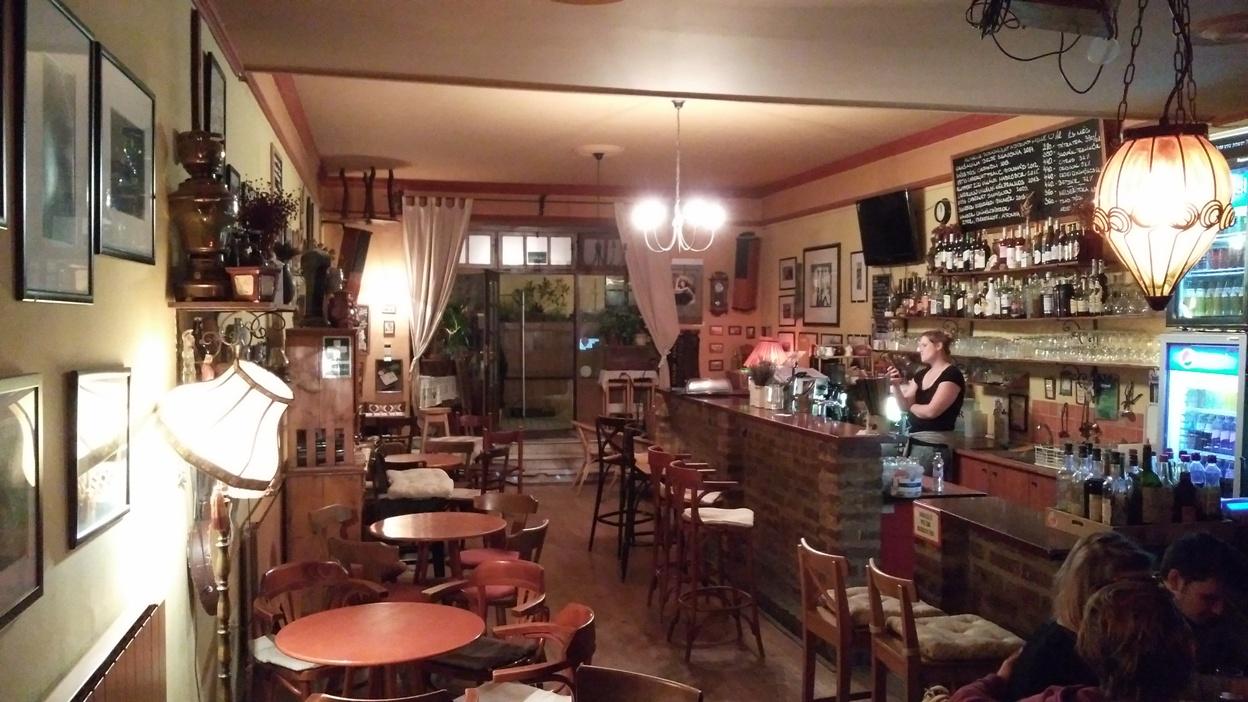 Blöff Caffé - Pécs - Kocsmaturista