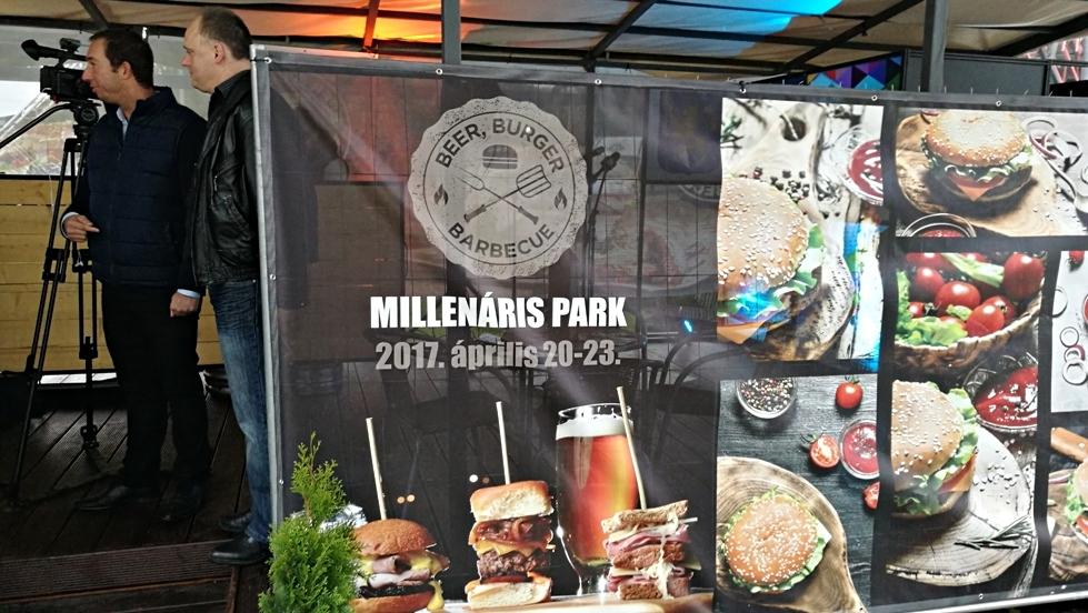 A III. Beer Burger Barbecue Fesztivál, Millenáris Park - Kocsmaturista