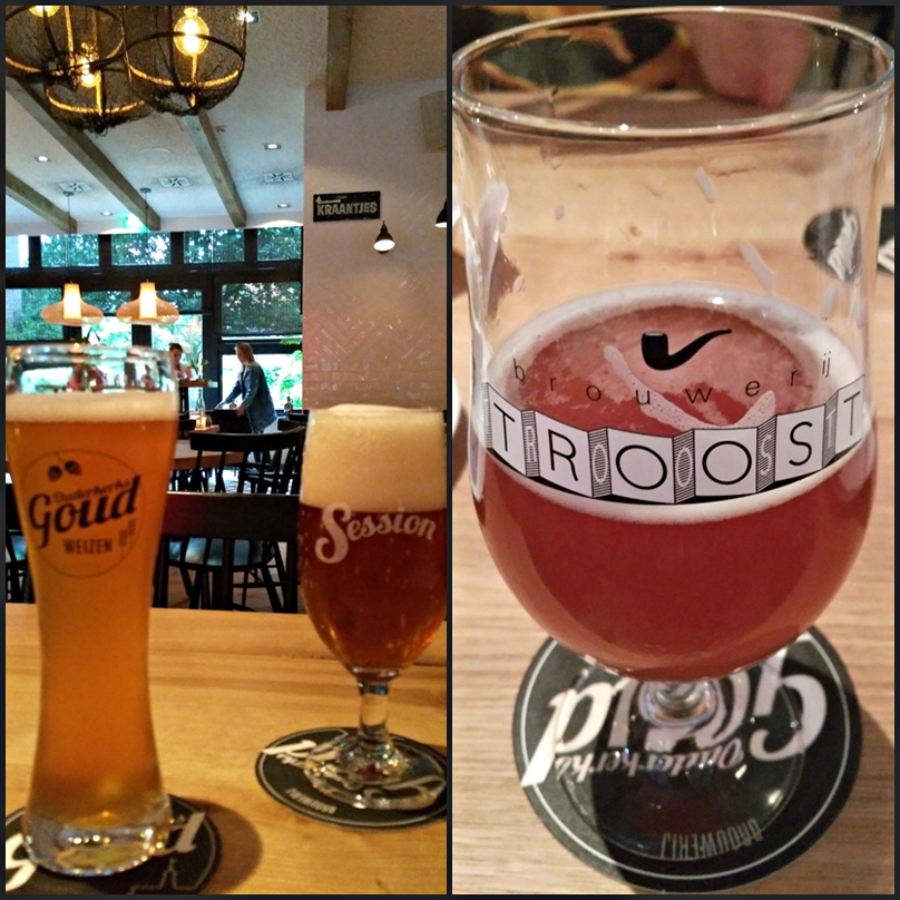 A Yoepz sörei pohárban Amszterdamban - Kocsmaturista