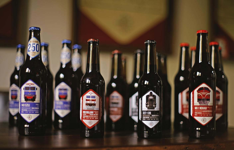 A Fűtőház sörei üvegben - Kocsmaturista