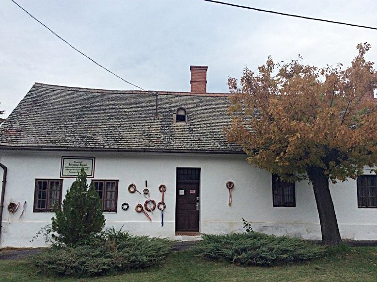 Berzsenyi Dániel szülőháza Egyházashetyén - Kocsmaturista