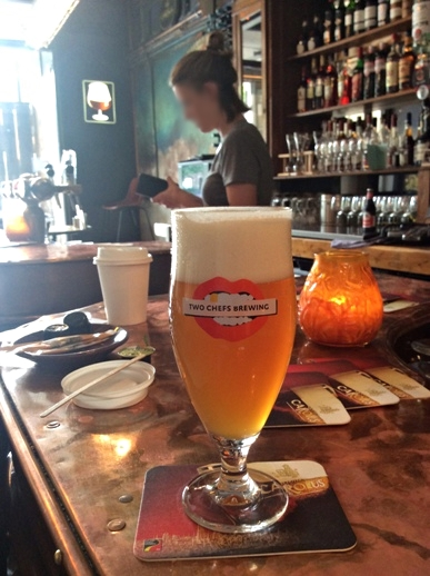 A Two Chefs Brewery söre Amszterdamban, Van Mechelenben - Kocsmaturista