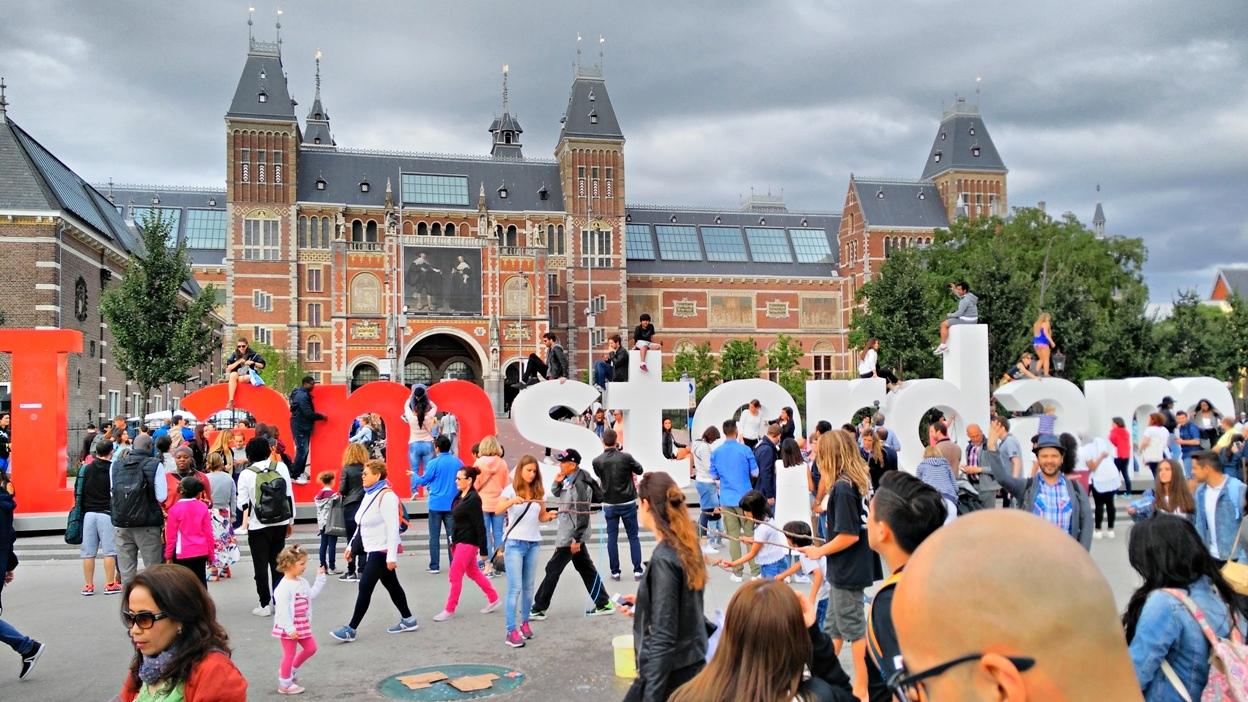 I AMsterdam - Kocsmaturista
