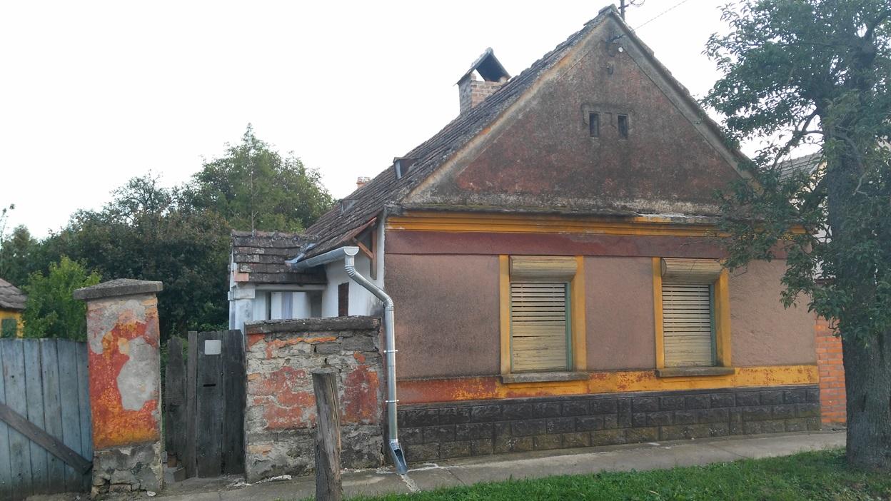Panniék hétvégi háza Egyházashetyén - Kocsmaturista