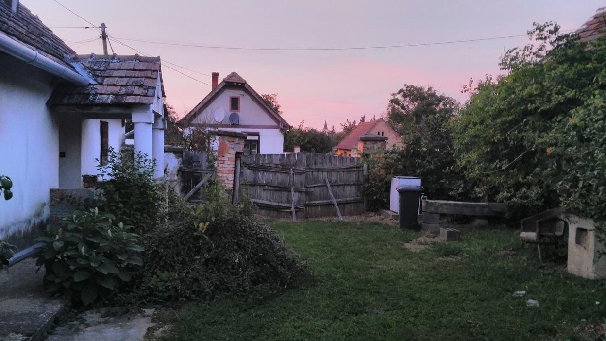 Panniék udvara Egyházashetyén - Kocsmaturista