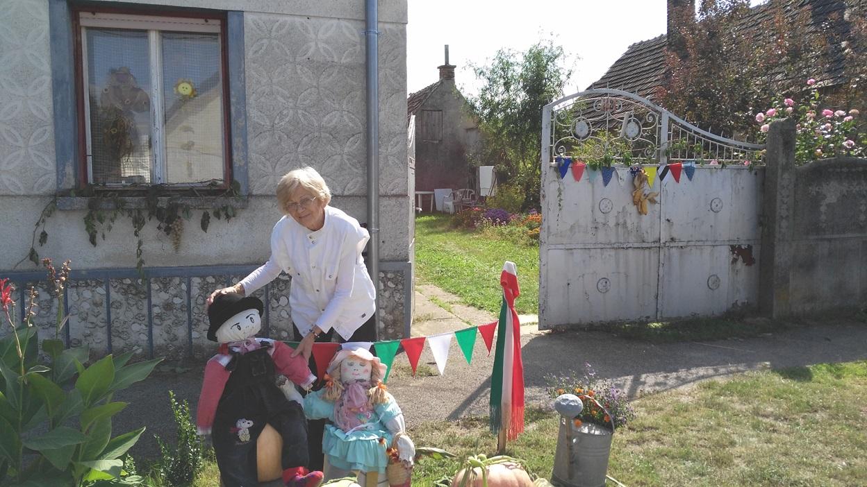 Marika mama portája Egyházashetyén - Kocsmaturista