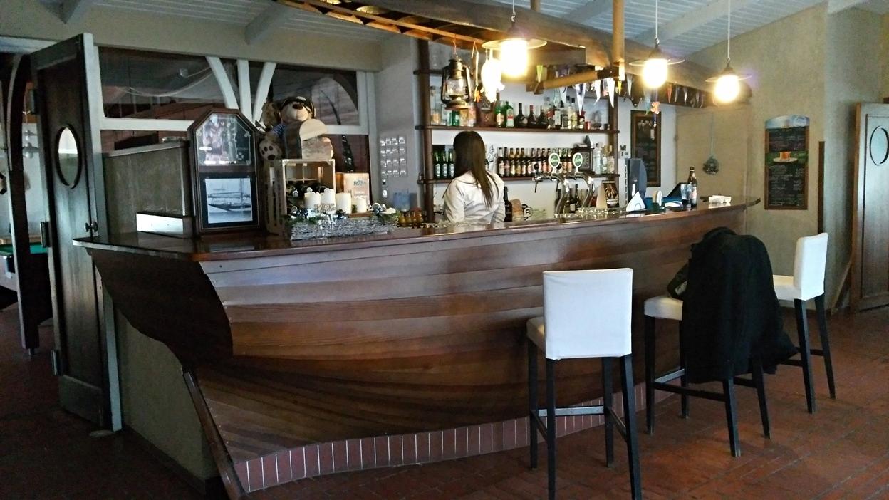 A KlubSirály Csónakház étterme és bárja - Kocsmaturista