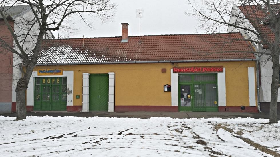 Kocsmaturista - Vadászkürt, Debrecenben