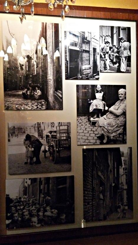 1945 körüli képek a Café in de Karkol utcájáról Maastrichtban - Kocsmaturista