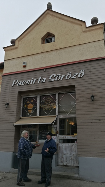 Pacsirta, Debrecen - Kocsmaturista