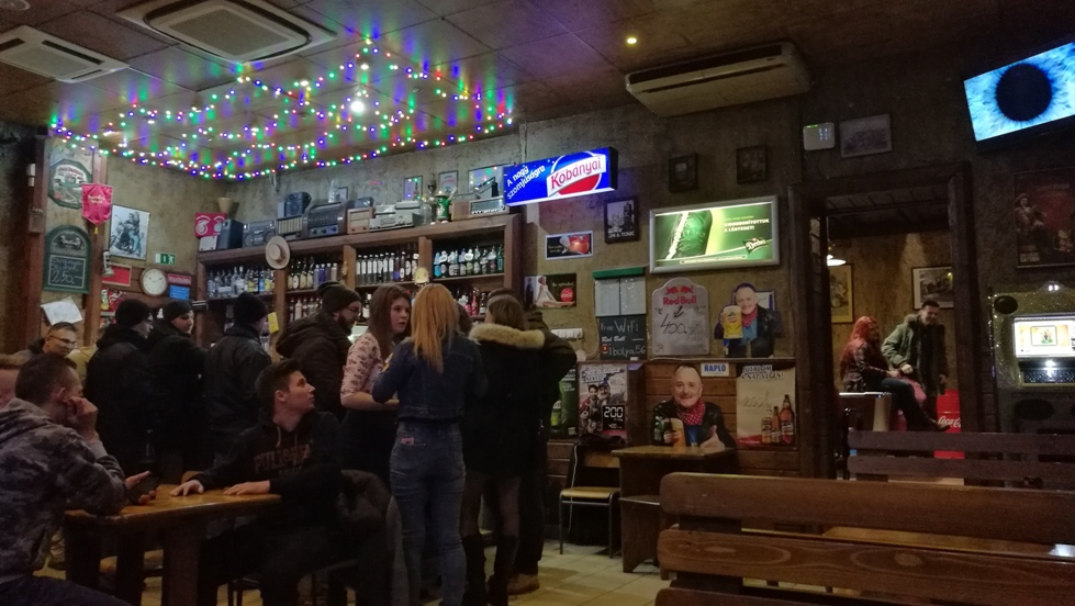 Ibolya, Debrecen - Kocsmaturista