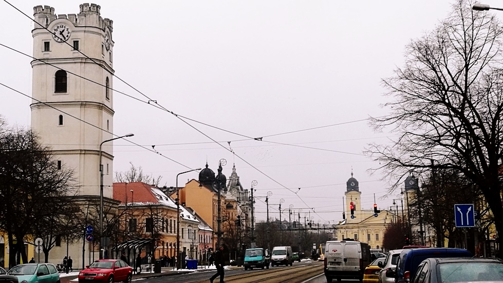 Piac utca, Debrecen - Kocsmaturista