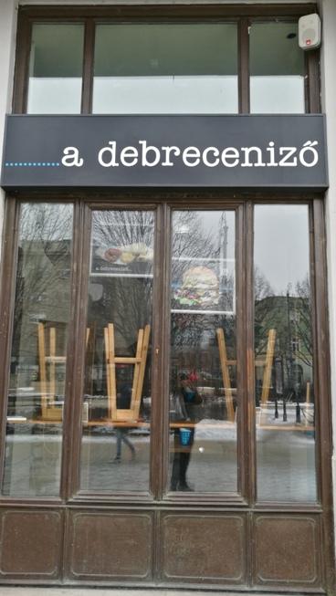 Ikon, a debreceniző Debrecenben - Kocsmaturista
