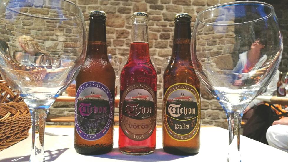 Tichon sörök Tihanyban - Kocsmaturista
