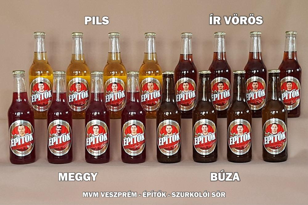 Az Építők szurkolói sör a Staritól - Kocsmaturista
