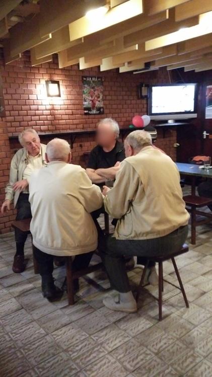 Béla bácsi és a B1 emlékére - még a Tortilla Borozó Sörözőben - Kocsmaturista