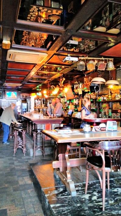 Bruin Café de Tapperij - Heerlen, Hollandia - Kocsmaturista