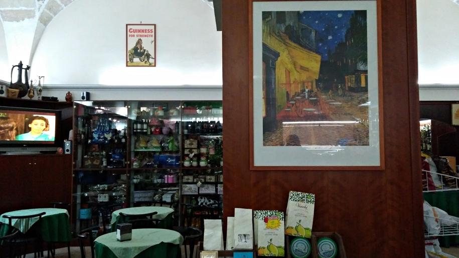 Puglia kocsmái - Bar Biffi, Lecce - Kocsmaturista