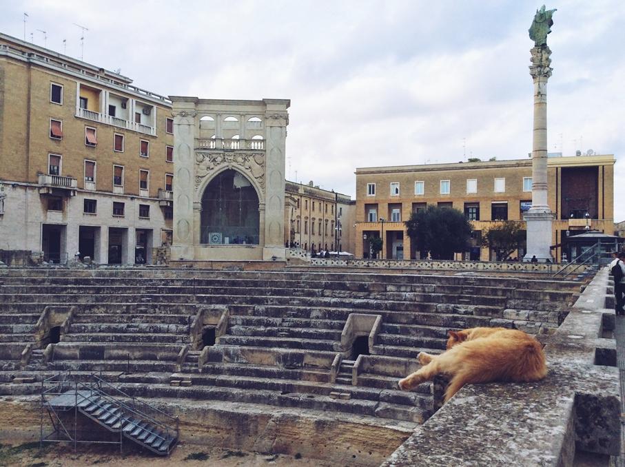 Lecce - Kocsmaturista - Puglia kocsmái