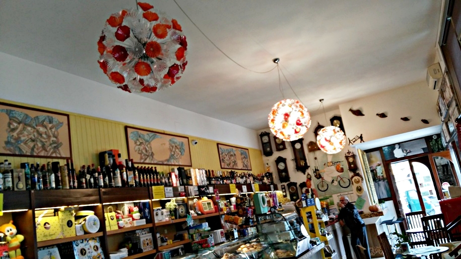 Puglia kocsmái - Bar Rudiae, Lecce - Kocsmaturista