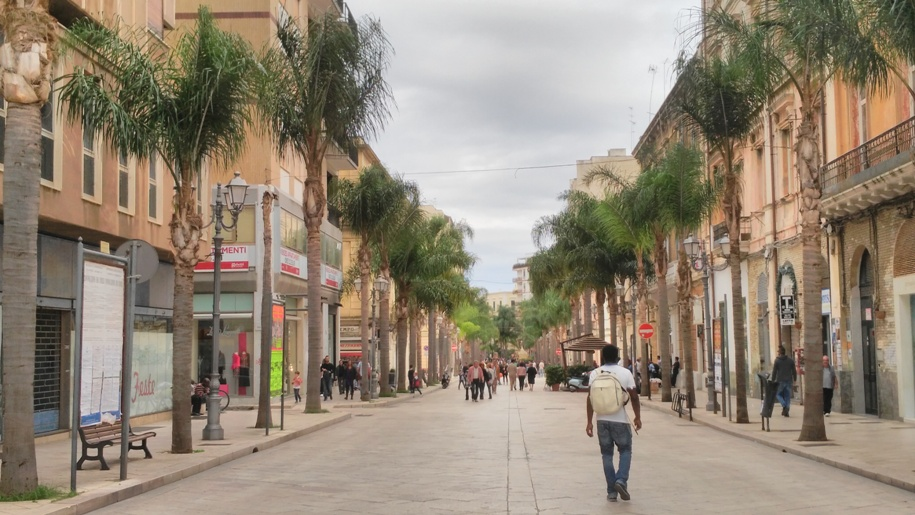 Brindisi - Kocsmaturista - Puglia kocsmái