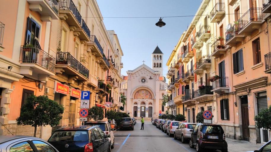 Bari - Kocsmaturista - Puglia kocsmáai